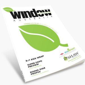 New feature in Window Furnishings Australia